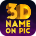 3D Name on Pics – 3D Text APK