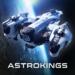 ASTROKINGS: Spaceship Wars & Space Strategy APK