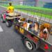 ATV Bike Dog Transporter Cart Driving: Dog Games APK
