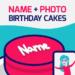 Birthday Cake With Name And Photo 🎂 APK