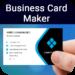 Business Card Maker Free Visiting Card Maker photo APK
