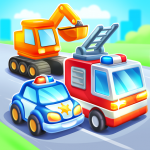Car games for kids ~ toddlers game for 3 year olds APK
