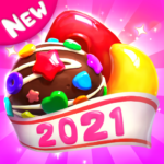 Crazy Candy Bomb – Sweet match 3 game APK