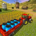 Farm Tractor Cargo Driving Simulator 20 APK