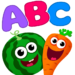 Funny Food! learn ABC games for toddlers&babies APK