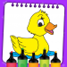 Kids Coloring Book Paint & Coloring Games for Kids APK