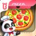 Little Panda's Space Kitchen – Kids Cooking APK