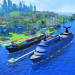 Sea Port: Travel, Build Town & Manage Ship Tycoon APK