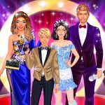 Superstar Family – Celebrity Fashion APK