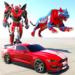 Tiger Transform Robot Car Game APK