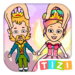 Tizi Town: My Play World, Dollhouse Games for Kids APK