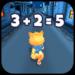Toon Math: Endless Run and Math Games APK