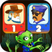 Two guys & Zombies (two-player game) APK