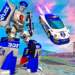US Police Robot Car Revenge APK