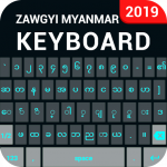 Zawgyi Myanmar keyboard APK