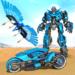Flying Police Robot Hero Games APK